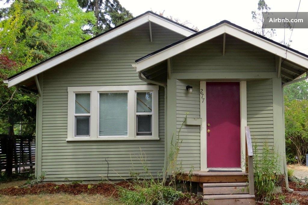 Cottage Walking Distance To Campus In Eugene Cottage Oregon Vacation Oregon