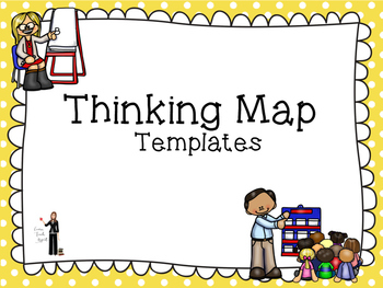 Thinking Map Templates | Thinking maps, Tree map, Fourth ...