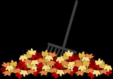 Leaves And Rake Clip Art Leaves And Rake Image Leaves Doodle Leaf Clipart Leaf Drawing