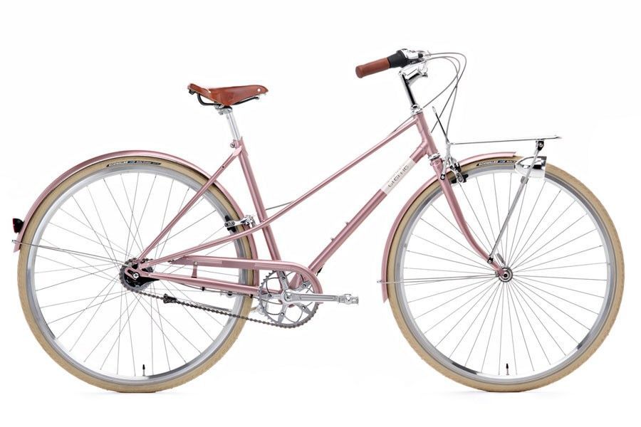 Creme Caferacer Lady Doppio 7spd Pink I Love This Bike But Its So