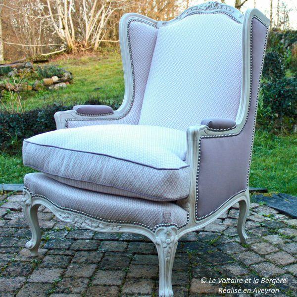 berg re oreilles louis xv osez l 39 artisanat notre s lection de si ges fauteuils canap s. Black Bedroom Furniture Sets. Home Design Ideas