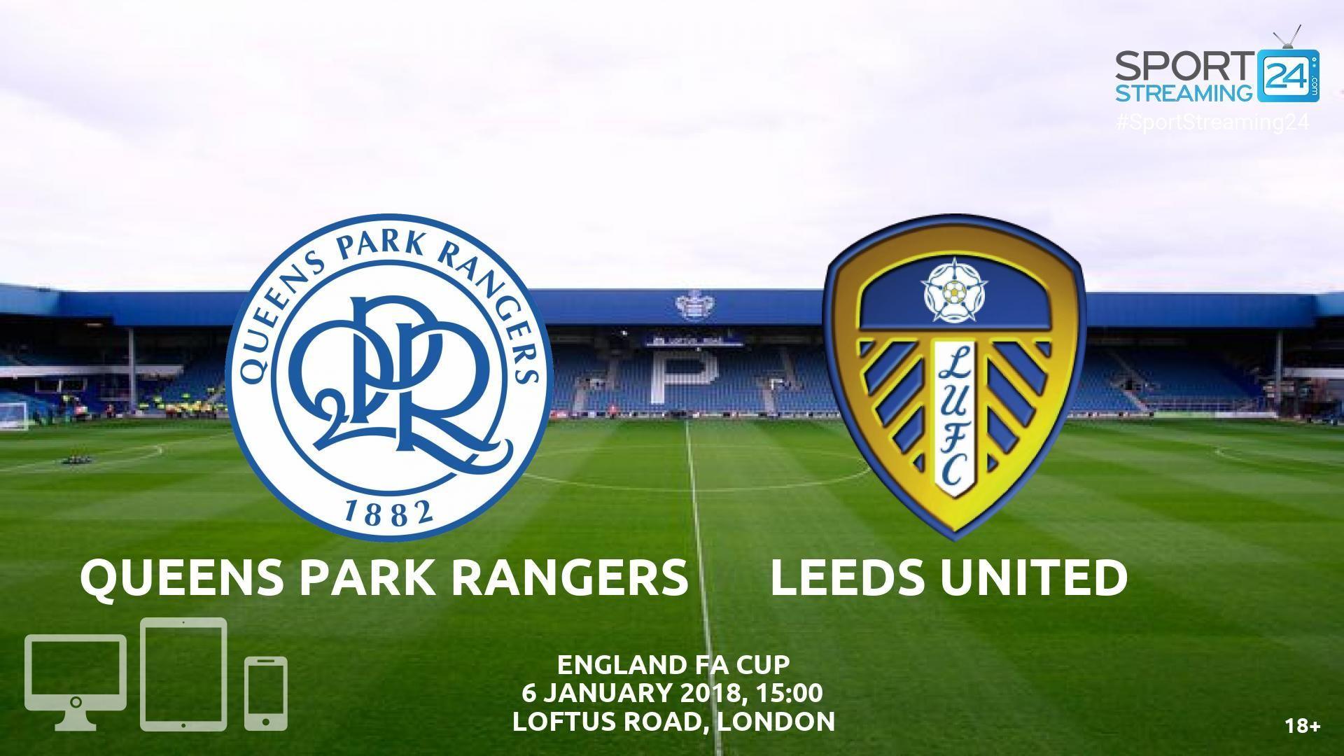 QPR v Leeds Live Streaming Football Qpr, Huddersfield