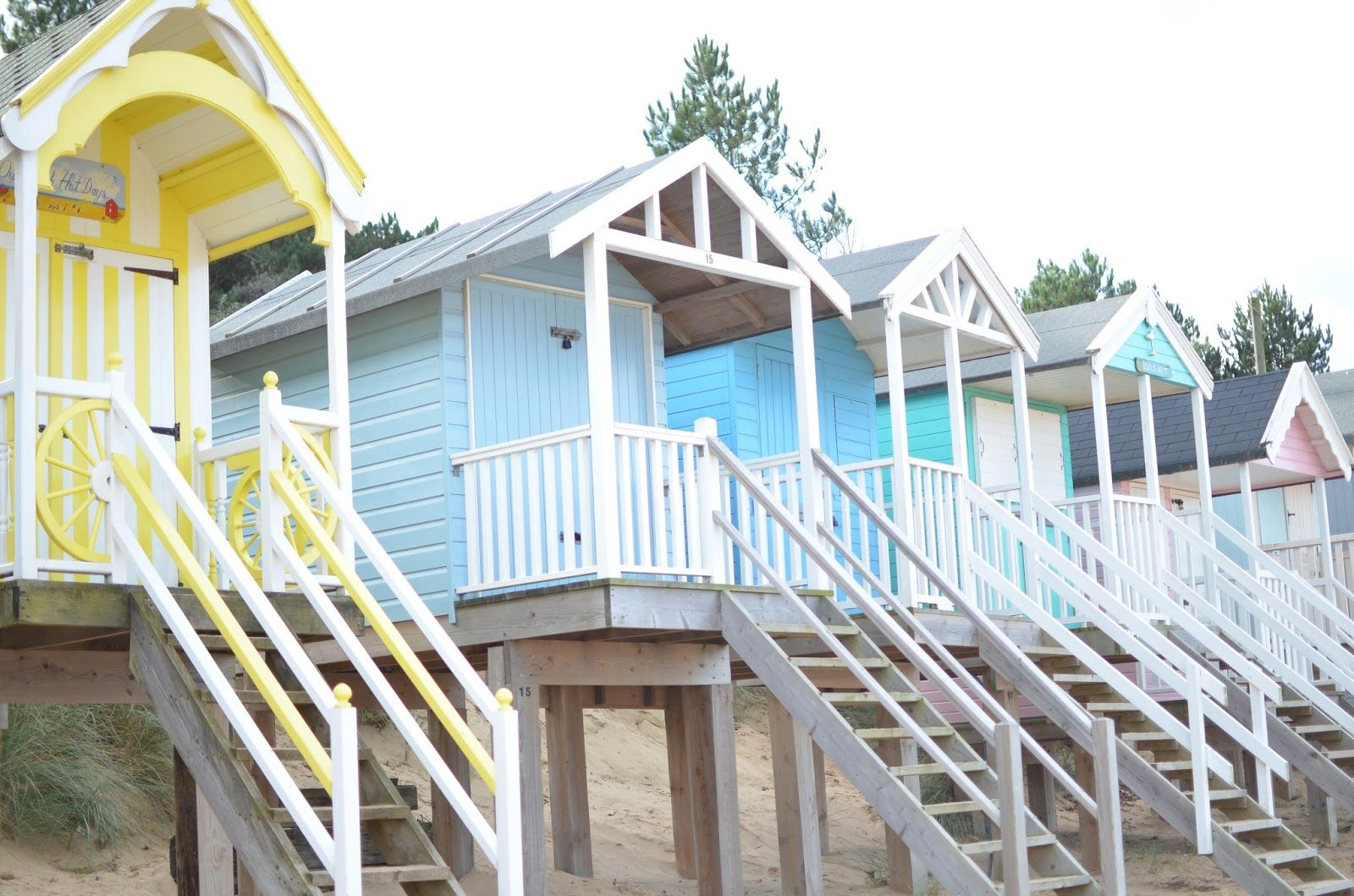 An Autumn Trip to the Seaside {Wells-Next-The-Sea}