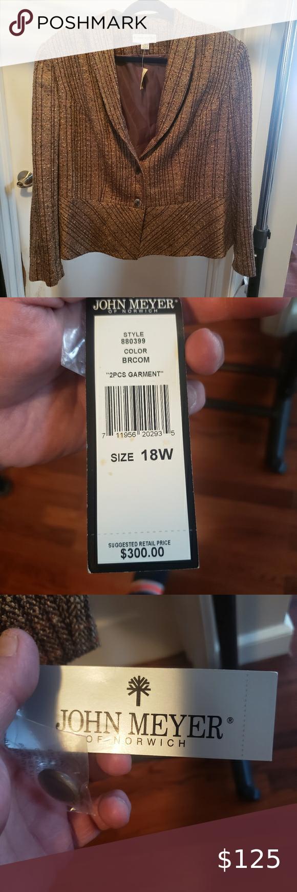 JOHN MEYER OF NORWICH JACKET in 2020   John meyer, Jackets ...