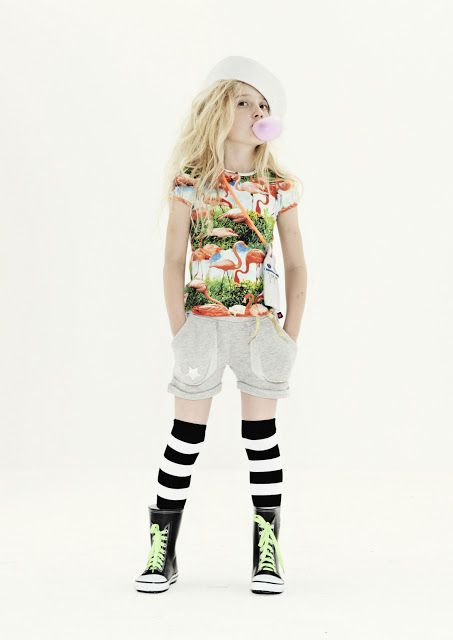 molo Lookbook SS13 kids fashion