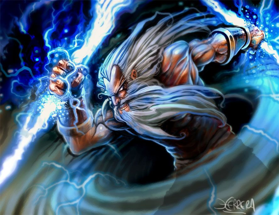 ZEUS By El-grimlock On DeviantART. Tags: Zeus, Jupiter