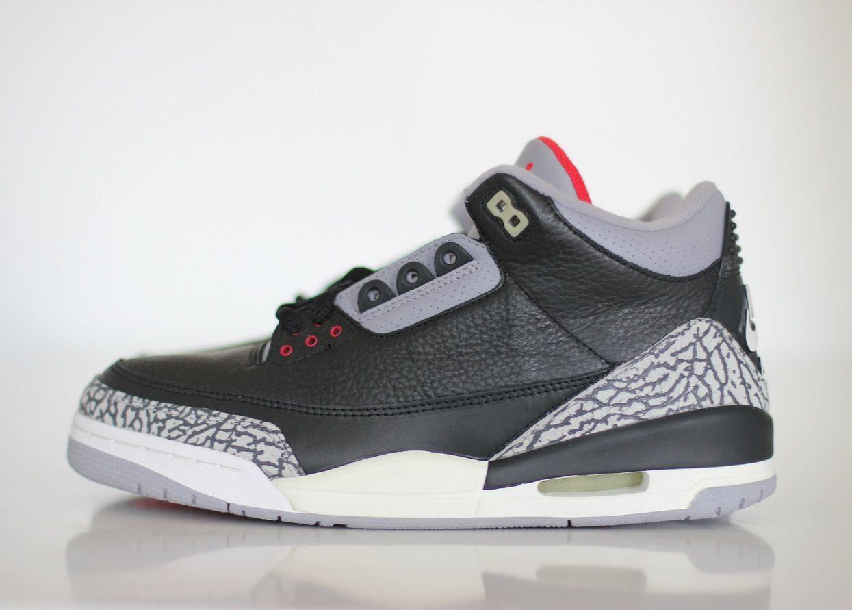Air Jordan 3 Zapatillas de correr
