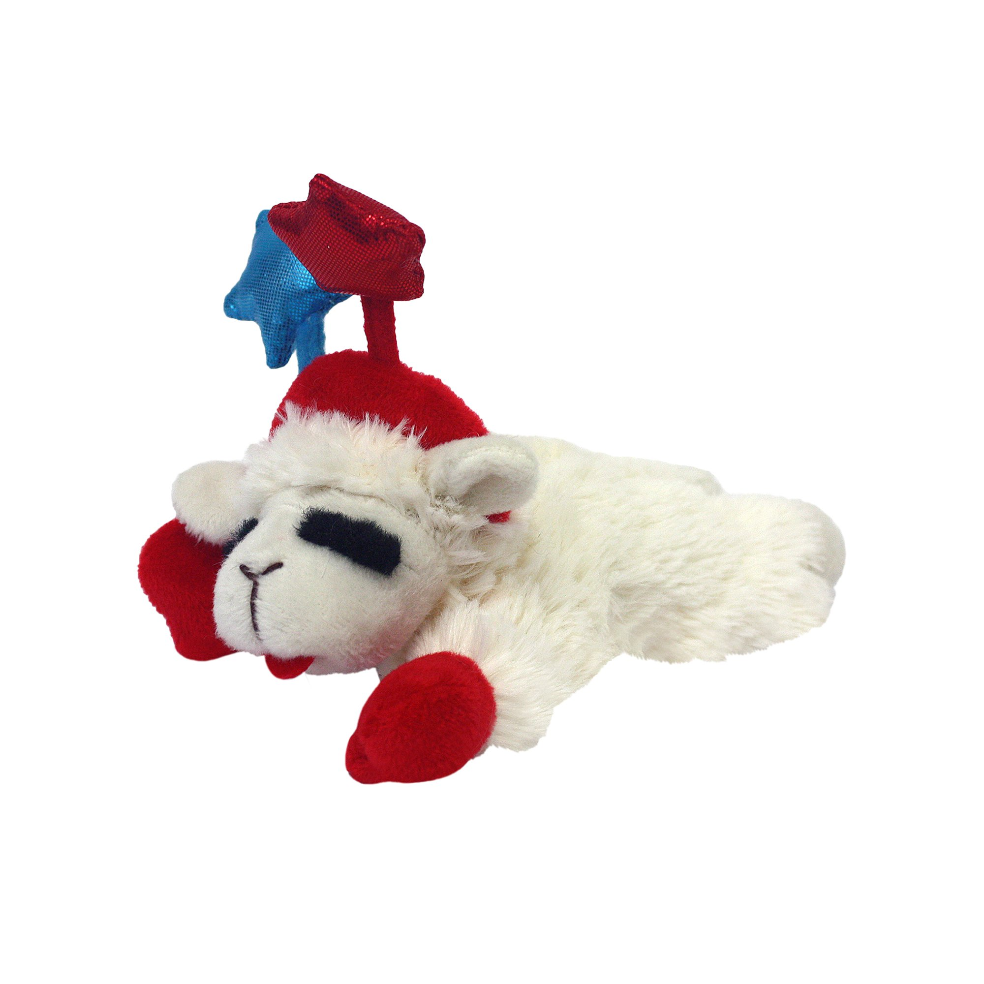Multipet Patriotic Lamb Chop Dog Toy Small With Images Dog