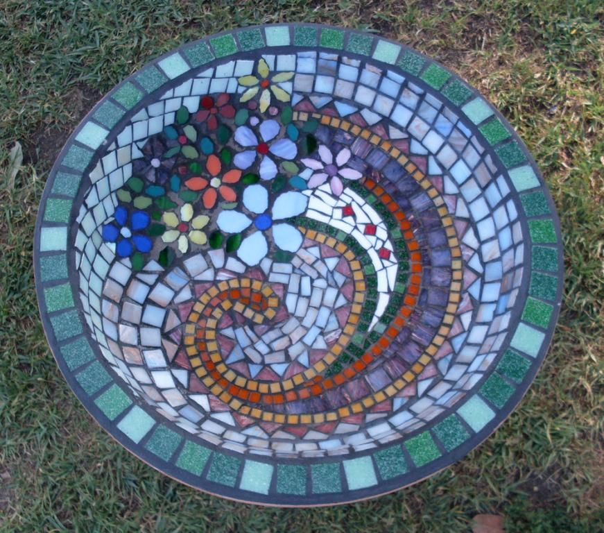 Is a renovation resource and online for Mosaic landscape design