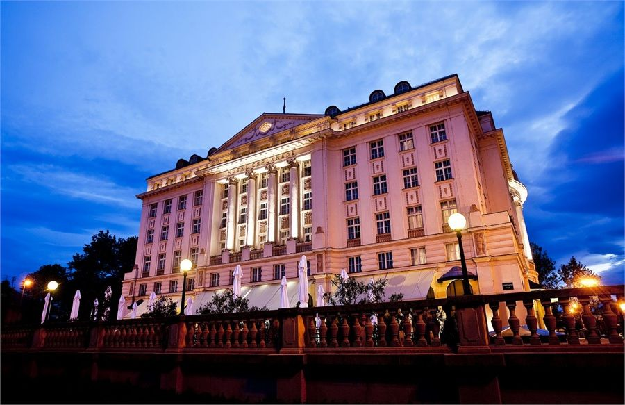 Esplanade Zagreb Hotel Looks Like Wes Anderson S The Grand Budapest Hotel Croatia Hotels Croatia Beach Croatia Travel