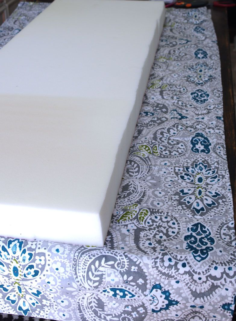 Tips for Making a Box Cushion Cover with Piping Diy
