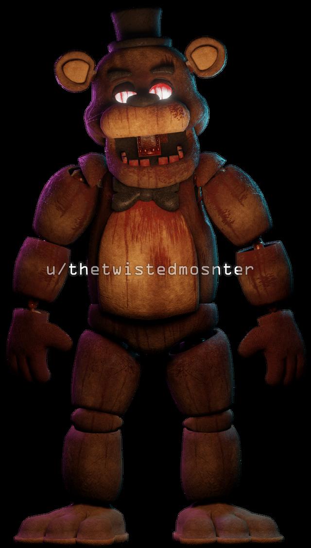 Pin on All Freddy (Fnaf)