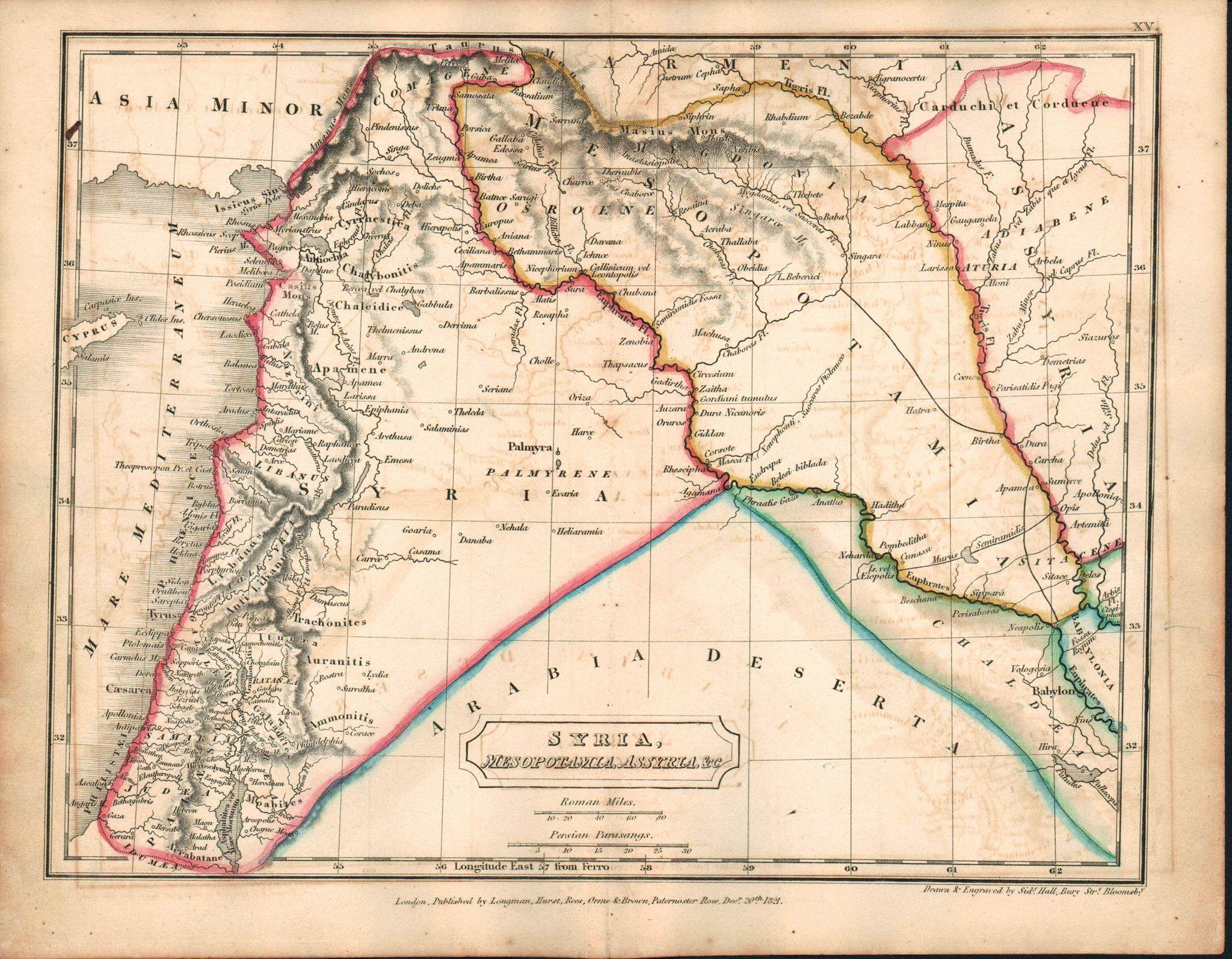 Syria Mesopotamia Assyria Amp C