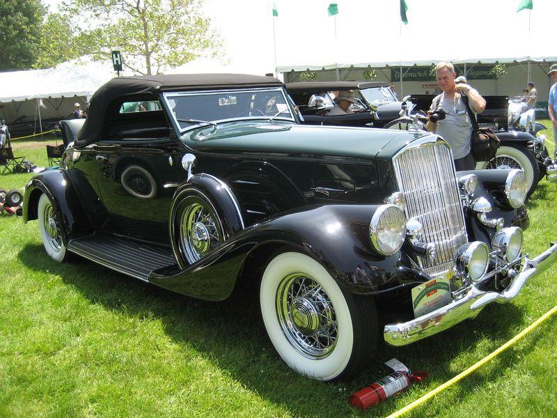 Pierce-Arrow Empresa Motor Car - Wikipedia, la enciclopedia libre ...
