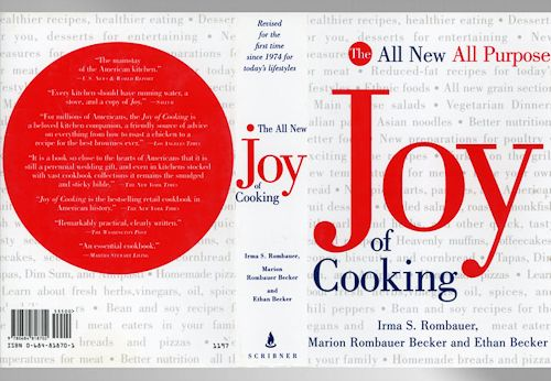The Joy of Cooking - 1997 Edition