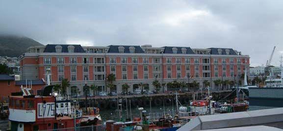 Impressões de Viagens: Ainda em Cape Town - O Waterfront