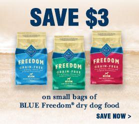 Blue Buffalo Coupon Save 3 Pet Supplies Plus Natural Pet Food