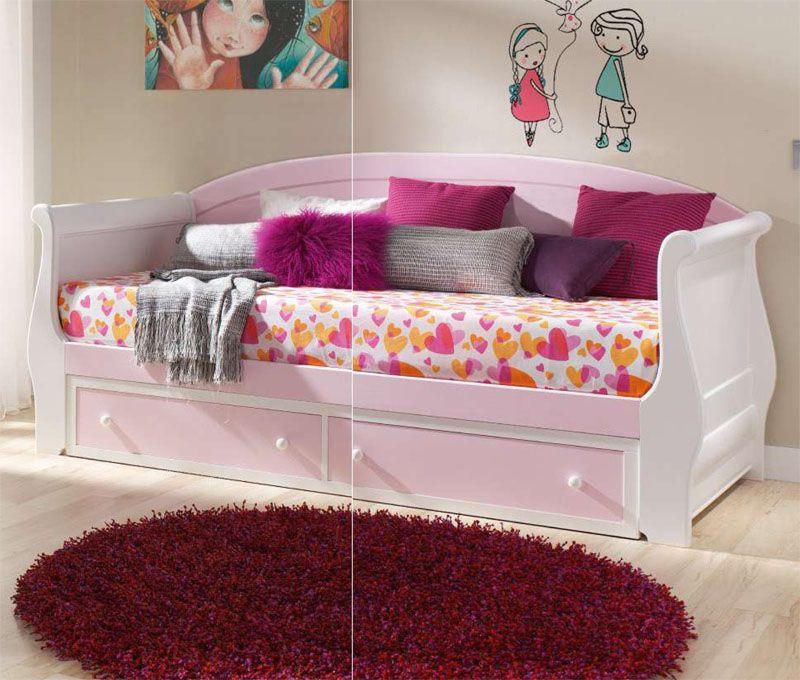 Dormitorios Juvenil : Cama Nido Paris   Pretty room   Pinterest ...