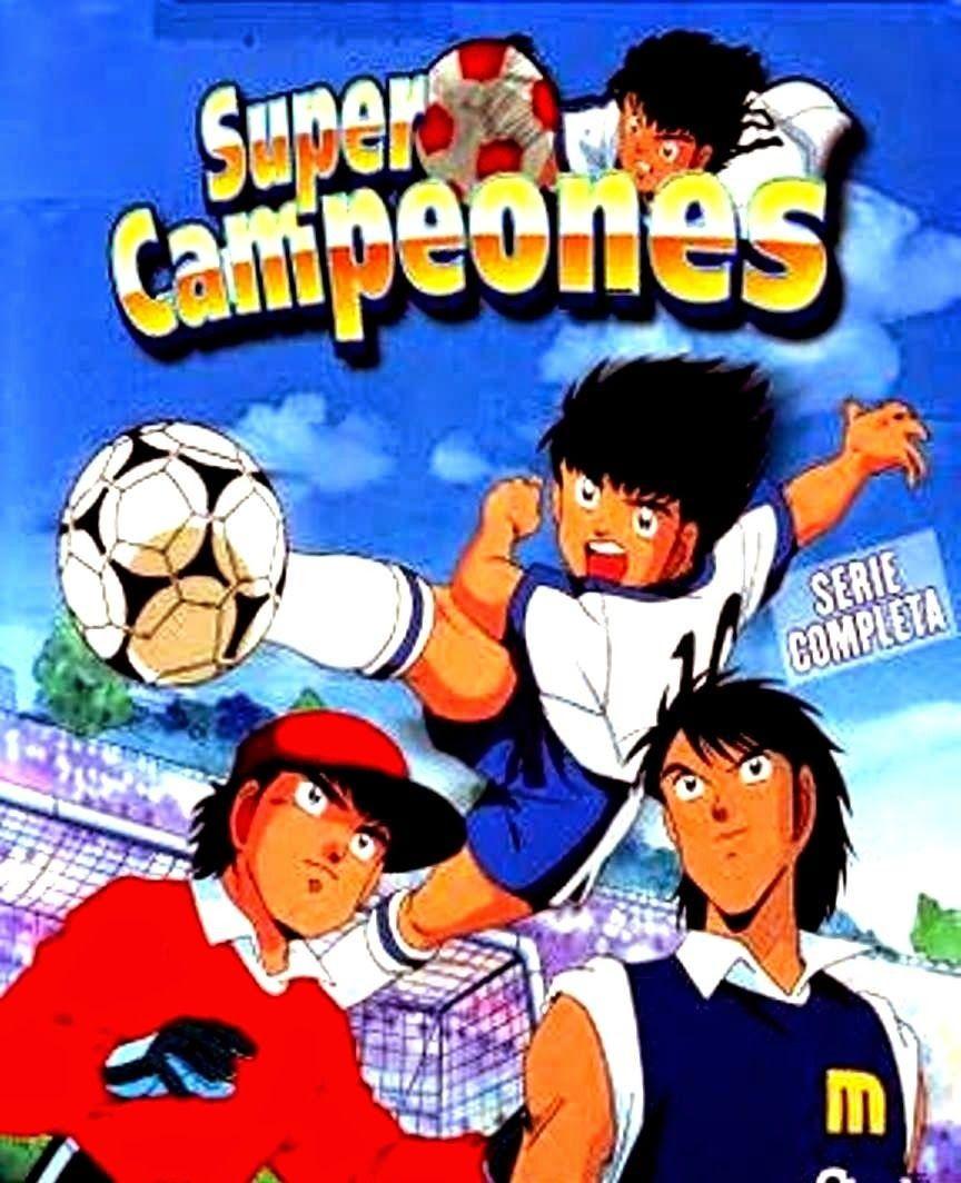 Los Super Campeones Serie Completa [128/128] [Español