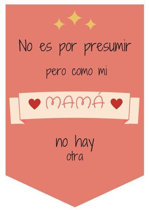 Para El Dia De Las Madres Con Imagenes Feliz Dia Mama Frases