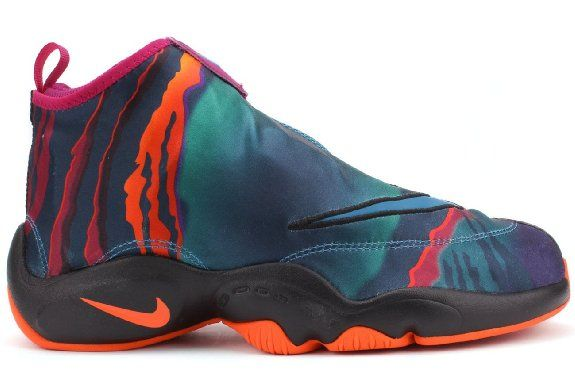 Amazon.com: Nike Air Zoom Flight The Glove PRM Men Sneakers Green Abyss/