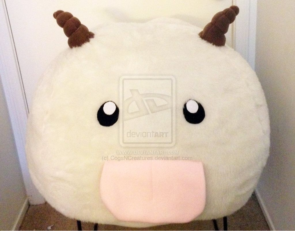 Tofu Cushion Hannari Heart Ivory Stuffed Toy Size M Japan Gift Cute Goods