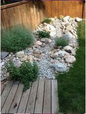 75+ Beautiful Front Yard Rock Garden Landscaping Ideas - Page 11 of 76 #Beautifu...,  #beautifu #Beautiful #Front #Garden #ideas #Landscaping #page #rock #wintergardenseating #Yard