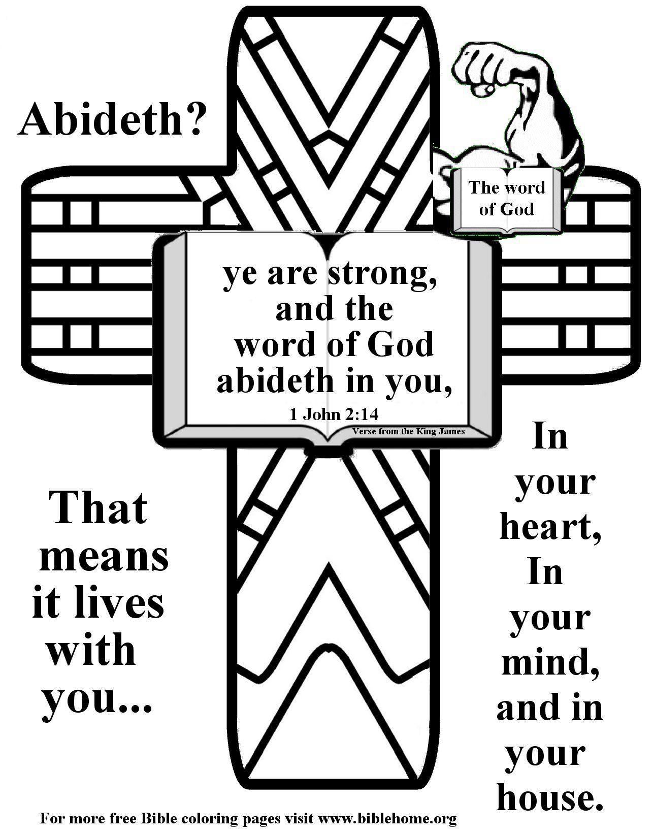 Fun Door Decorations For Bible Verses Door