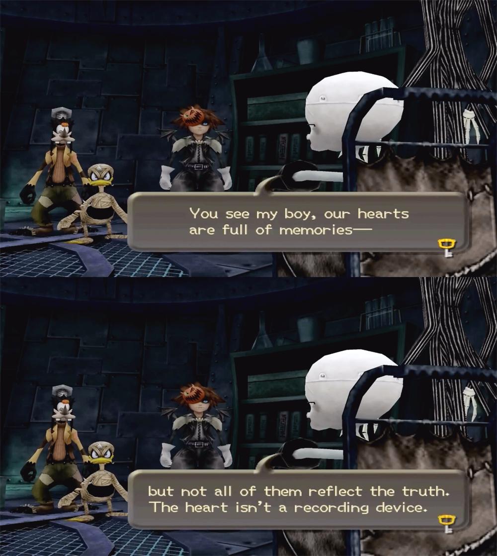 Kingdom Hearts-Nightmare Before Christmas | Kingdom Hearts ...