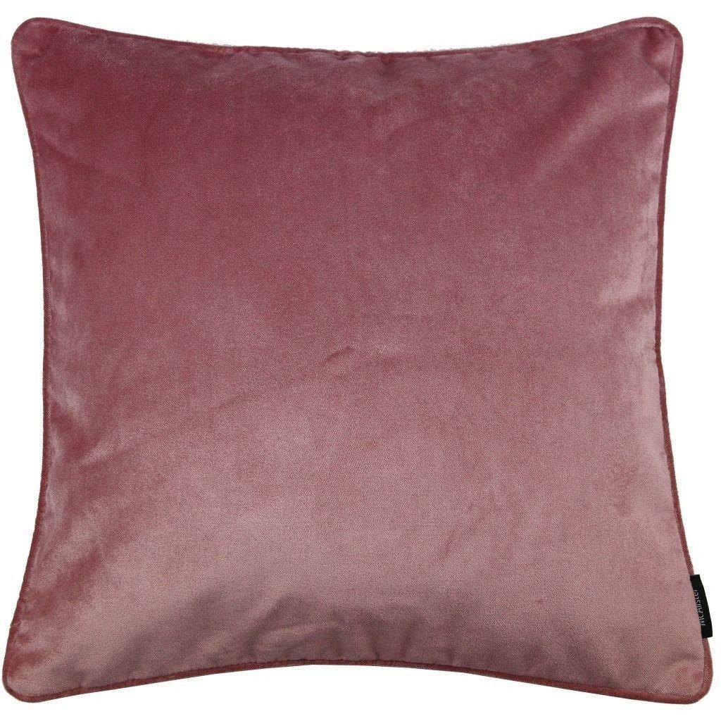 Matt Blush Pink Velvet Cushion In 2020 Velvet Cushions