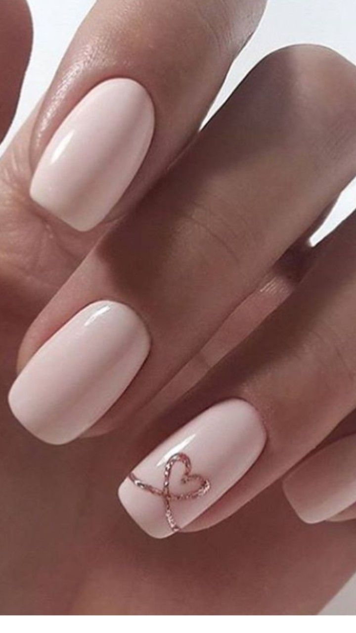 Beautiful Nails Art Design Ideas: You can try it NOW - Nägel - Nagel #nailsshape