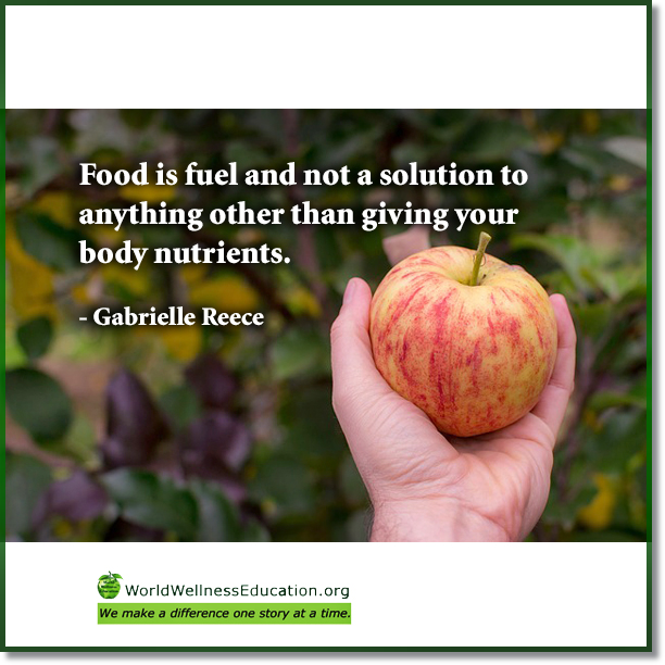 #FoodandNutrition  Are you putting proper nutrition to your body? http://www.worldwellnesseducation.org/the-factors-that-influence-how-we-look-and-feel/