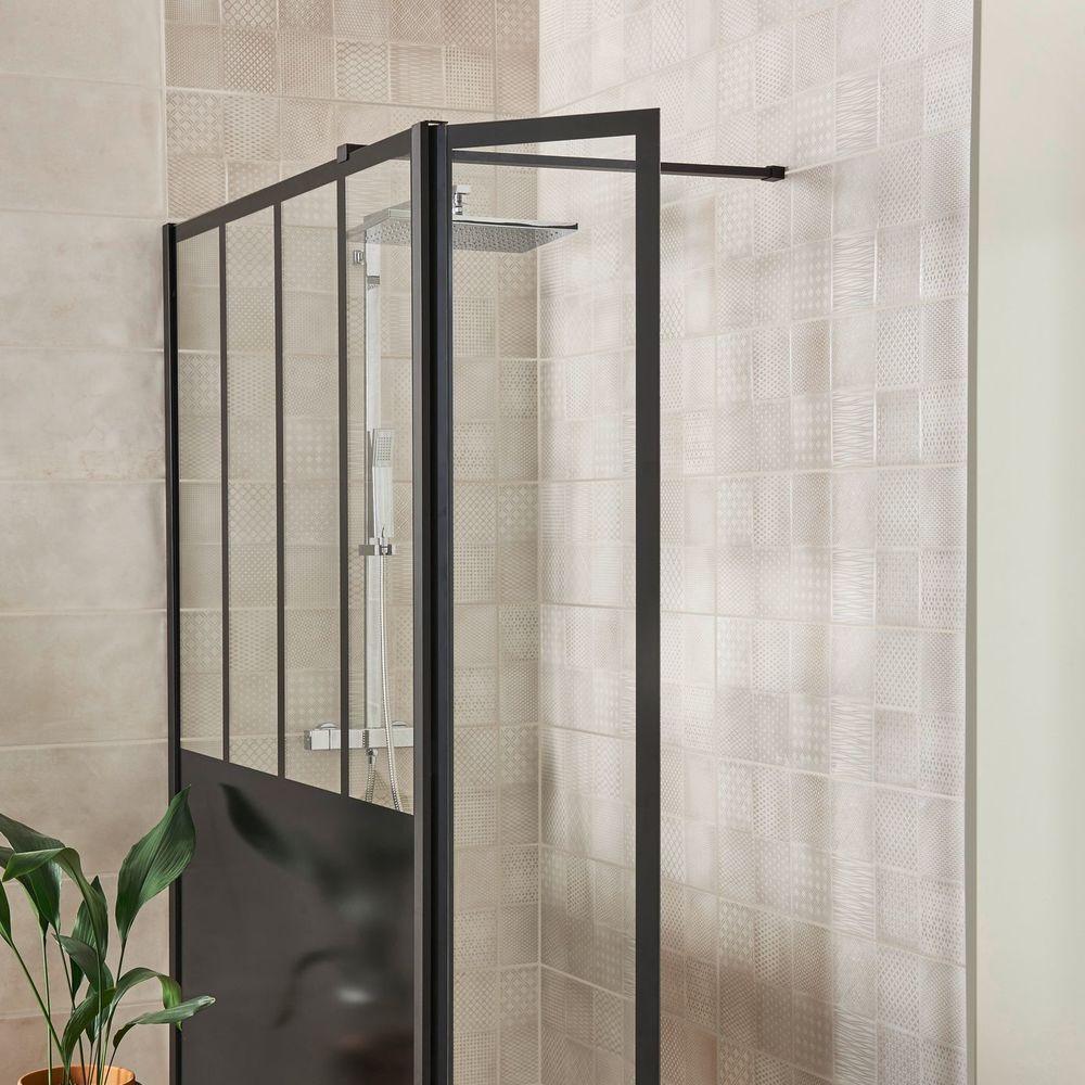 Lapeyre : nouveautés salle de bains 19  Verriere douche, Douche