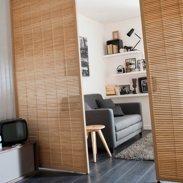 10 cloisons amovibles pour s parer ses pi ces avec style. Black Bedroom Furniture Sets. Home Design Ideas