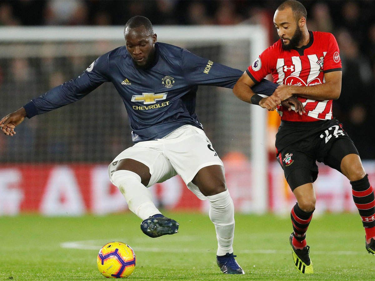 Romelu Lukaku Scores As Manchester United Rescue Draw At Southampton Manchester United Romelu Lukaku Manchester