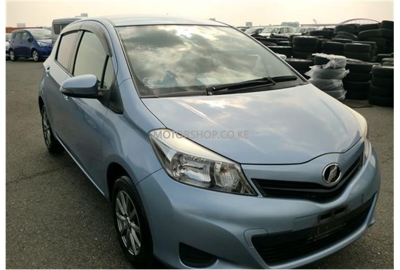 Car Details Vehicle make Toyota Model Vitz Month / Year