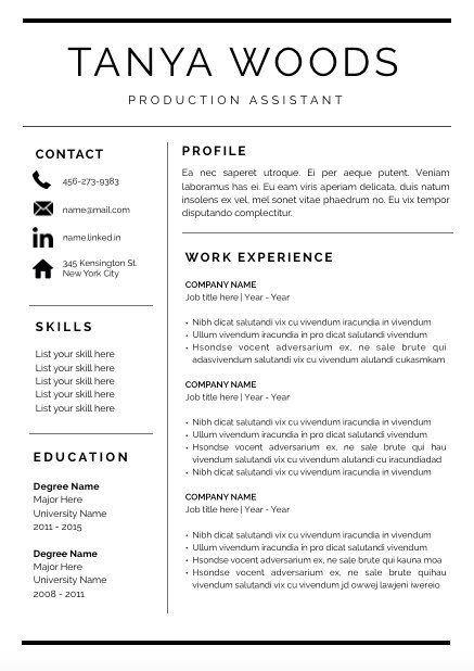 Coupon Word Template Professional Resume Template  Cv Template  Cover Letter  For Ms .