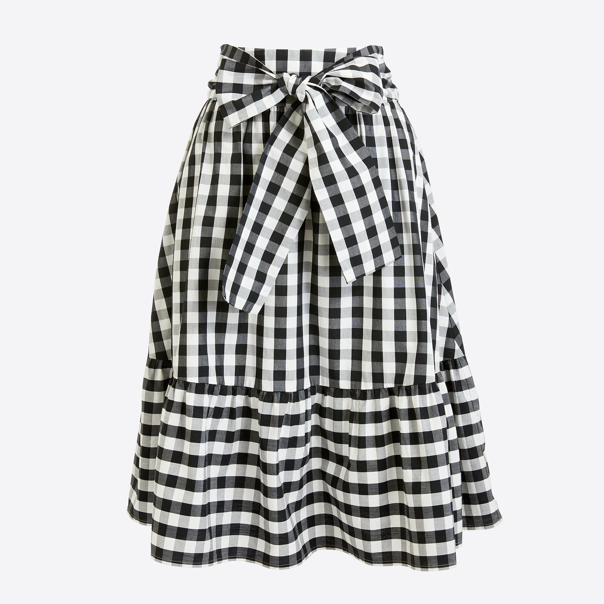 12b74f59c Tie-waist midi skirt   Apparel/Outfits   Fashion, Skirts, Midi skirt ...