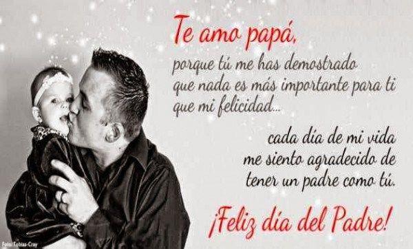 Citaciones Del Amor Para El Padre Imagen Y Frases Imágenes De Feliz Día Del Padre Imágenes De Feliz Día Feliz Día Del Padre