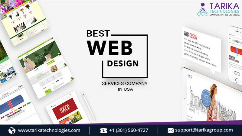 Seeking For The Best Web Design Services Company In Usa In 2020 Web Design Website Design Services Web Design Services