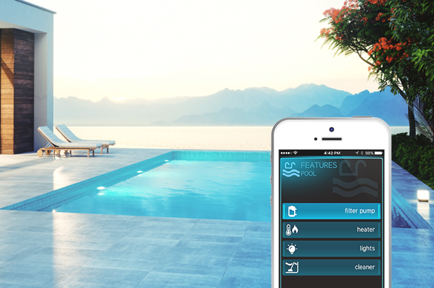 Omnihub The Smartest Pool Control Upgrade Spa Pool Pool Pool