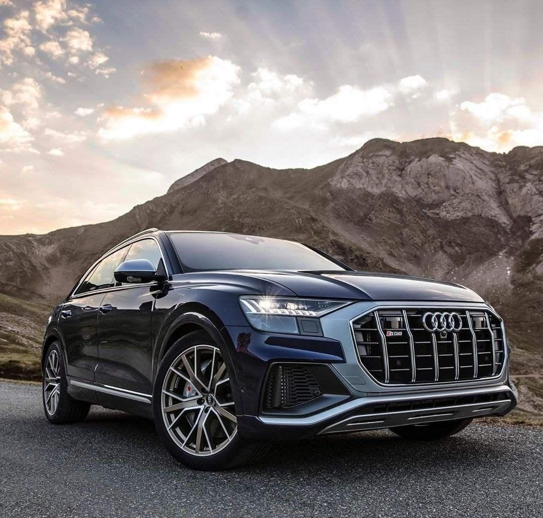 New Audi Sq8 2020