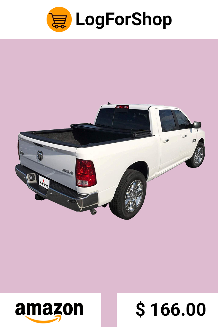 Truck Bed Cover TriFold Tonneau Soft Truck Bed Covers