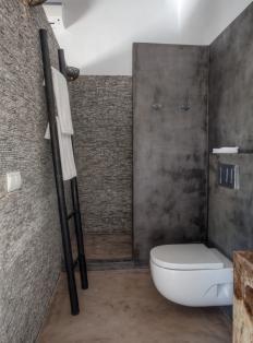 Stuc-deco in combinatie met een tegelwand.. | Arquitecture & Home ...