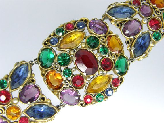 Saturday's Fresh Vintage Jewelry Finds from the ECOCHIC Team! by Kathy on Etsy
