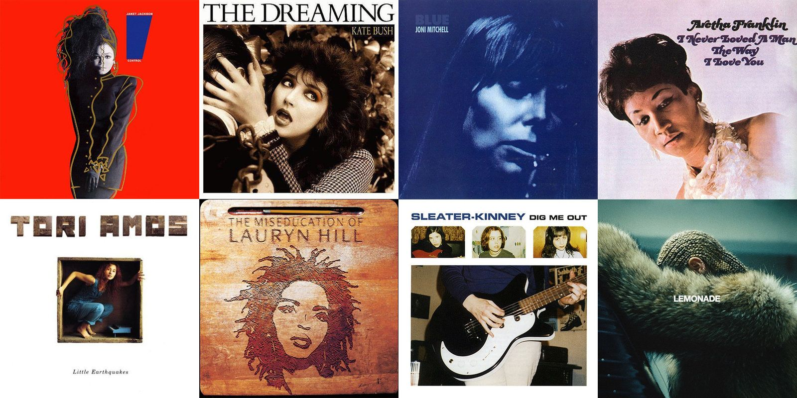 Turning The Tables The 150 Greatest Albums Made By Women As Chosen By You Great Albums Best Albums Album