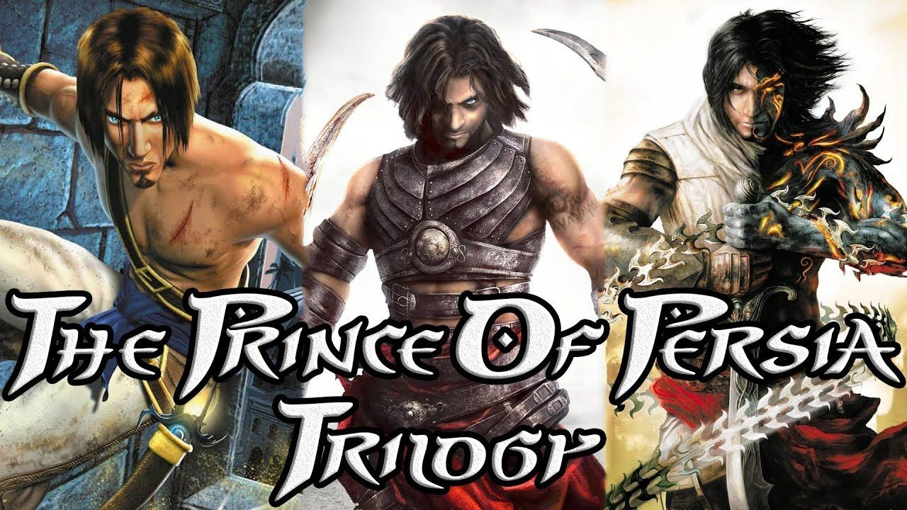 The Prince Of Persia Trilogy Games Deserves A Remake For The Ps5 Pc Xbox Series Prince Of Persia Trilogy Prince