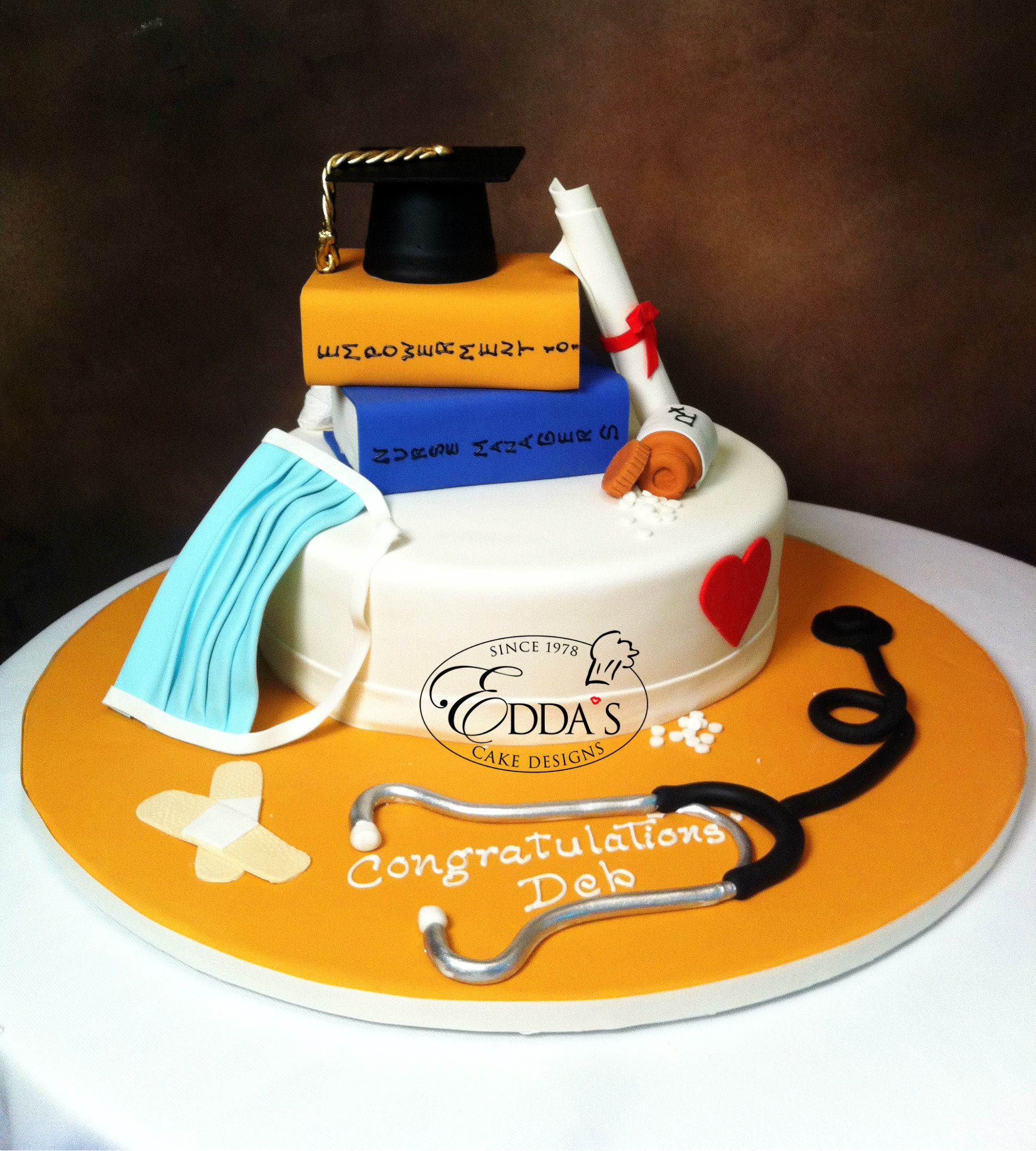 #EddasCakeDesigns latest creations of 2014. http ...