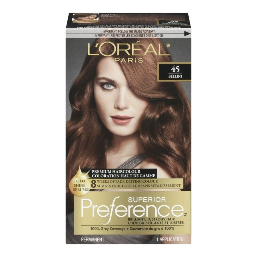 Medium Copper Brown Hair Color Best At Home Semi Permanent Hair