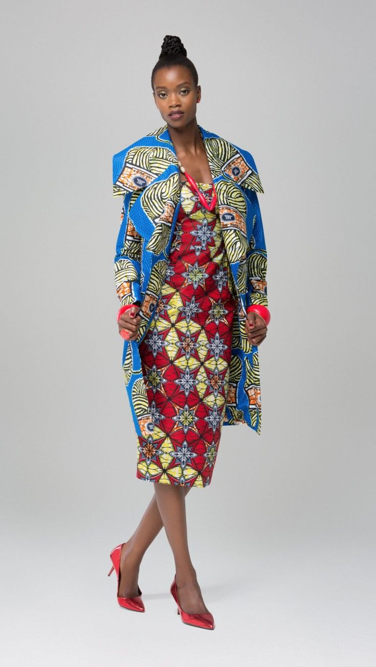 Ankara short dresses style african fashion pinterest